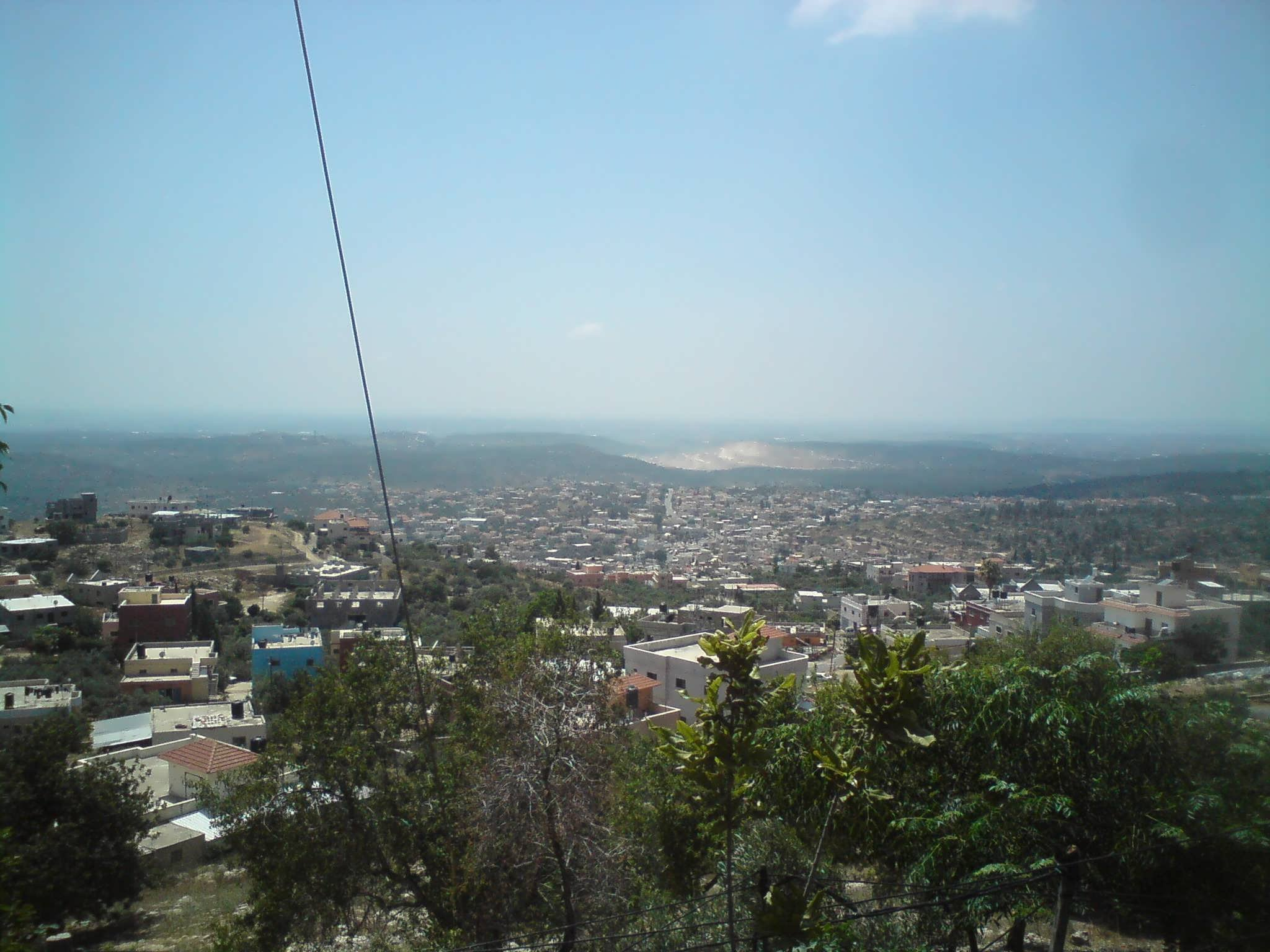 صورة من الجهة الشرقية