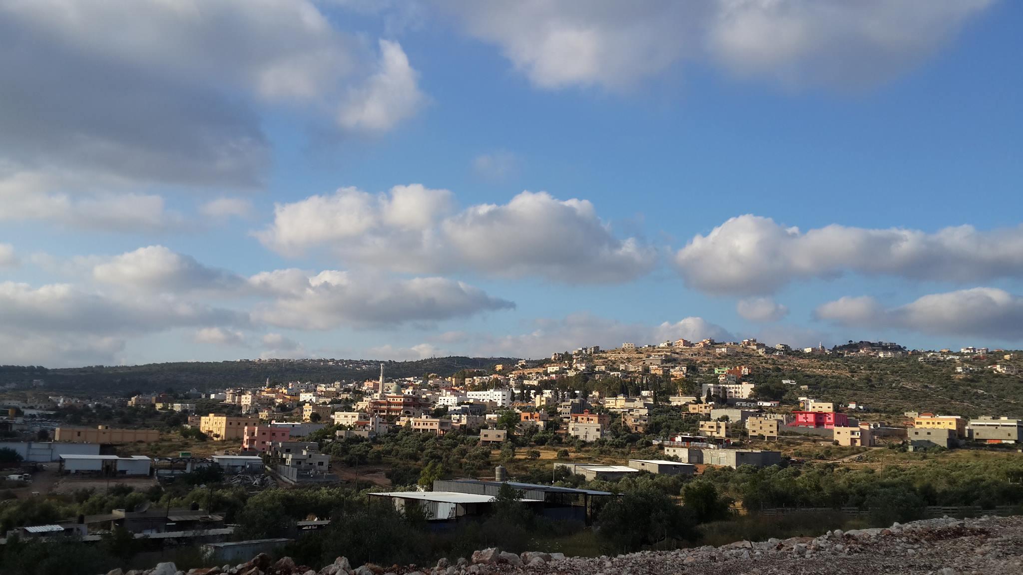 صورة من الجهة الجنوبية