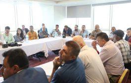 الحكم المحلي تعقد ورشة عمل توعوية للتخطيط في مناطق (ج) للهيئات المحلية.