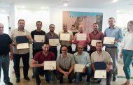 بلدية برطعة تشارك في التدريب من اجل التخطيط الاستراتيجي .